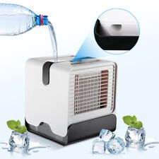 Portable Mini Air Conditioner Water Cooling Fan Quiet Artic Cooler Humidifier