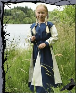 Mittelalter Kinder Wikingerkleid Solveig  -