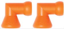 """Pack of (2) 1/4"""" System Elbows Loc-Line® USA Original Modular System #41415"""