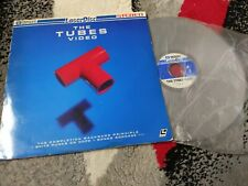 The Tubes Video Laserdisc Music