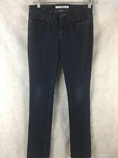 """Joe's Jeans The Cigarette Slim Pencil Leg in Dark Blue  W 25  Inseam 32.5"""""""