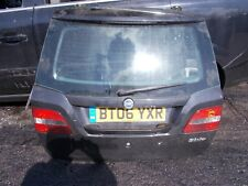 2006 FIAT STILO DYNAMIC ESTATE BOOTLID TAILGATE BOOT BLACK