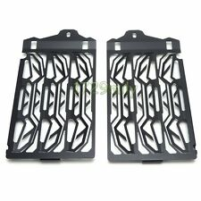 Radiator Cooler Grill Guard Cover Black Fit 2013-2016 BMW R1200GS GSA ADV LC WC