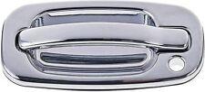 NEW-Fits-Chevrolet GMC Chrome Exterior Door Handle Front Left-Dorman 91130