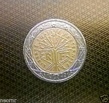 2 € EURO Circolate FRANCIA - FRANCE - FRANKREICH 1999  - 2 € DUE €