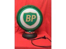 NEW Petrol Bowser Globe and Base BP illuminated sign petrol oil