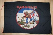Iron Maiden, The Trooper , Vintage Fahne, Flagge, Banner, rar, rare