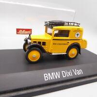 Schuco 1:43 für Spur 0 BMW DIXI ADAC Strassenwacht Lieferwagen mit Dachaufbau