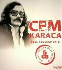 CEM KARACA Özel Koleksiyon 5x CD Boxset Limited Edition