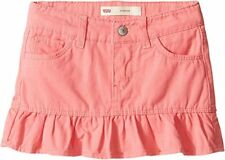 Levi's Girl's Scooter Skorts Skirts Cullotte RRP USD$36 3M2527