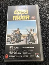 Easy Rider VHS Tape