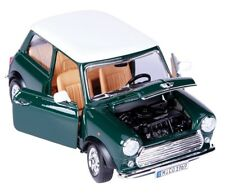1:16 Scale - 1969 Mini Cooper - Green Diecast Toy Model