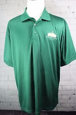 Cabelas Club Members Only 2014 Embroidered Short Sleeve Polo Work Shirt Mens 2XL