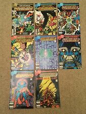 Crisis On Infinite Earths 1-8. Superb Condition (mostly 9.4-9.6). CGC Them!
