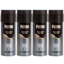 Puma 48H Deo Spray Body Spray SHAKE THE NIGHT 4 x 150 ml