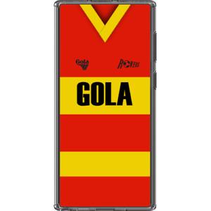 Melchester Rovers Retro Shirt Phone Case (1981)