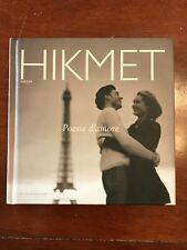 NAZIM HIKMET - POESIE D'AMORE Ed. Mondadori 2006
