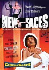 Faces 0089859853425 With Eartha Kitt DVD Region 1
