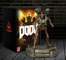THE PHANTOM FIGURE from DOOM COLLECTOR'S EDITION NEW BOX FIGURINE LED STATUE
