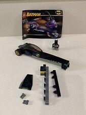 Lego 7779 Batman Dragster Catwoman Pursuit NOT complete manual DC