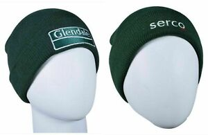 Unisex Winter Woolly Winter Beanie Hat Professional Workwear Uniform One Size