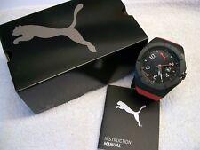 Puma ♦ Herren-Armbanduhr ♦ ICONIC RED ♦ Neu ♦ OVP