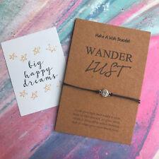Wish Bracelet - Wanderlust