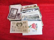 115 alte Postkarten  + Zugabe