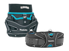 Makita Tool Belt P-71819 Super-Heavyweight Belt + P-71722 Drill Holster & Pouch