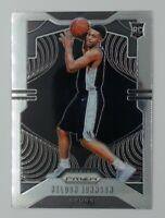 2019-20 Panini Prizm Keldon Johnson Rookie RC #273, San Antonio Spurs