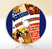 The Song Of Freedom (1936) DVD Classic Drama Movie / Film Paul Robeson