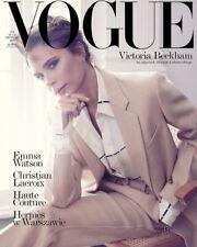 VOGUE Polska - Vogue POLAND 12/2019 - VICTORIA BECKHAM | Polish Magazine - New !