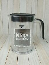 Ninja Coffee Bar Over Ice Carafe Double Wall Replacement With Lid Plastic