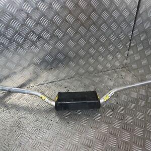 Used Pro Taper Handlebars Silver Motocross 5XC-LO