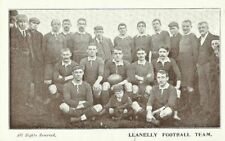 More details for llanelly football (rugby) team guardian offices llanelly c1920?? postcard