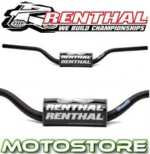RENTHAL FATBAR HANDLEBARS BLACK FITS KTM 990 SUPER DUKE 2010-2011 BAR PAD