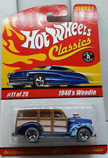 Hot Wheels 1969 Pontiac Firebird Hot Wheels Classics Series 1 11/25 (38)