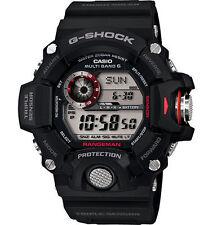 CASIO G-Shock Master of G Series Watch Black Water Resistant GW9400-1 black