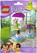 NEW LEGO Friends PARROT'S PERCH (41024) Series 3 zoo jungle -retired item last 1
