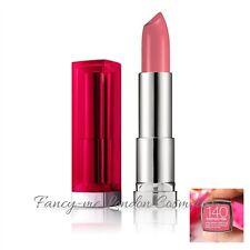 Maybelline Color Sensational Lipstick Shades 140 Intense Pink