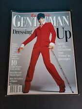 Esquire Magazine Fall 1995 - Gentleman Issue! Prince