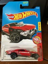 2017 Hot Wheels Then And Now Project Speeder #289