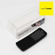"Nokia 8110 (2.4"") 4G SIM Free Smart Phone - Black - New Condition - Unlocked"