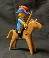 Playmobil - Mounted Napoleonic Officer (c)