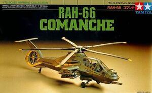 Tamiya 60739 1/72 Scale Model Helicopter Kit U.S Boeing–Sikorsky RAH-66 Comanche