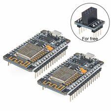 2pcs ESP8266 Module ESP-12E NodeMcu Internet Kit Development Board for Arduino