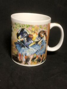 Modern Masterpiece Collection DAVID TISDALE Design Degas Mug Ballerinas, Oggi Co