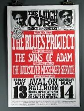 Blues Project, Sons of Adam, Vintage Poster 1966 FD008
