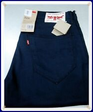 LEVIS 519 Jeans Pantalone Uomo SKINNY CON ZIP  Tg 30