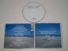 MANIC STREET PREACHERS/THIS IS MY TRUTH (EPIC 491703)CD
